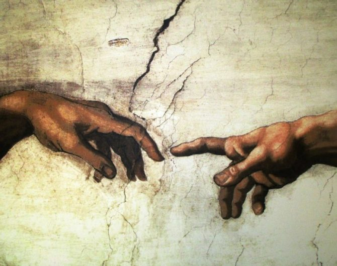 Michelangelo - Mani