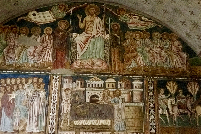 Mediavel Paintings San Silvestro