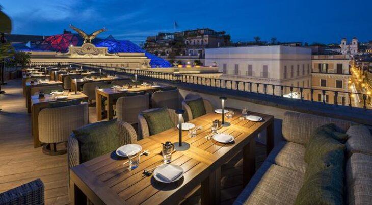 rome restaurants eating