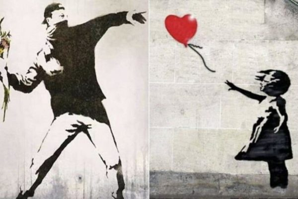 street art Bansky