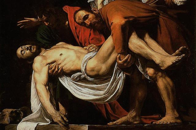 Deposizione - Caravaggio
