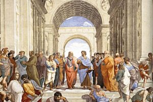 Raffaello_ Scuola_di_ Atene